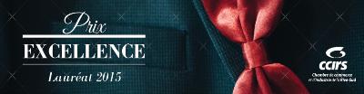 Conceptions M.G. inc. a remporté le Prix Excellence 2015 - CCIRS