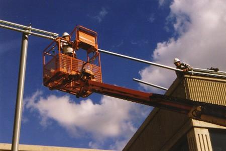 Expérience internationale de projets de transport pneumatique pour Aciérie
