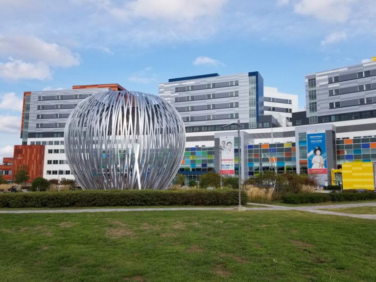 Projet d'envergure au CUSM - Centre universitaire de santé McGill